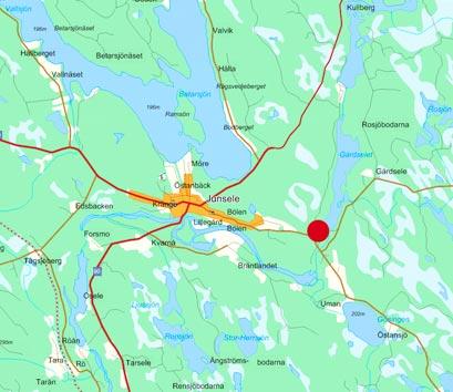 Junsele Karta Sverige.Till Salu Stugby I Junsele